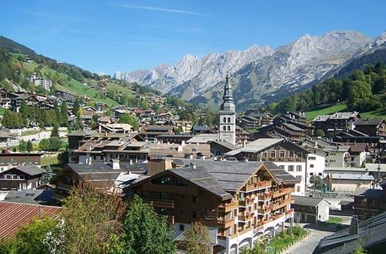 Circuits touristiques en Savoie en taxi